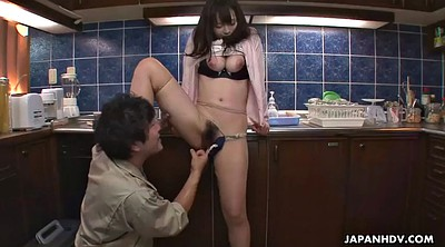Pantyhose, Japanese pantyhose, Hairy cumshot, Plumber, Japanese swallow, Japanese housewife