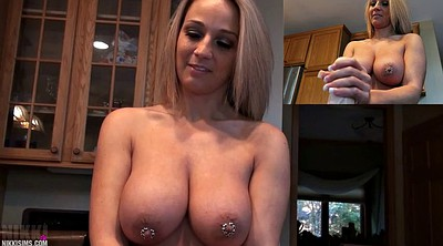 Squirting, Peeing, Nikki sims, Big dildo