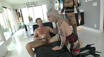 Anal, Bonnie rotten, Roccos, Bonnie, Indian threesome, Rotten