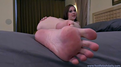 Footing, Photo, Scarlet, Feet solo