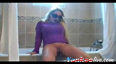 Shower, Mature squirt