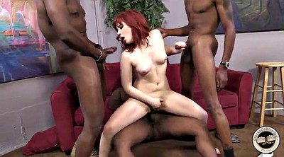 Monster, Interracial anal
