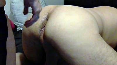 Strapon, First anal, Wife first