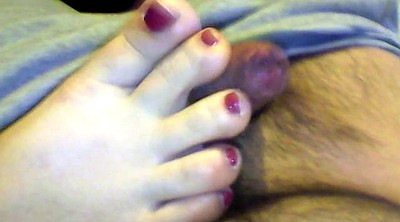 Red, Toes