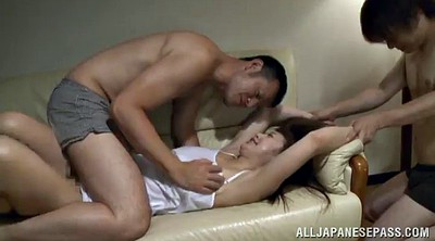Asian blowjob, Hairy sex
