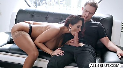 Ava addams, Dick riding