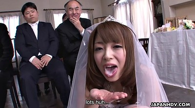 Japanese blowjob, Bride, Wedding, Weddings