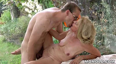 Young, Old creampie, Young creampie, Granny creampie