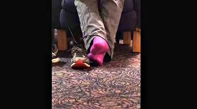 Candid, Sock, Library, Teen sock, Socks foot