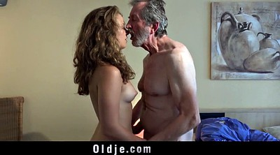 Old and young, Teen and old, Grandpa cumming