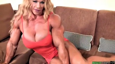 Young solo, Muscle milf