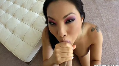 Japanese handjob, Asa akira, Akira, Shot, Japanese throat, Masturbation japanese