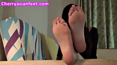 Asian model, Asian feet, Asian foot