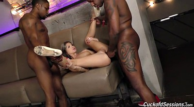 Black blonde, Double wife, Bbc cuckold, Wife anal, Double bbc, Wife anal bbc