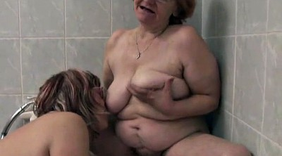 Mature fingering, Granny hairy