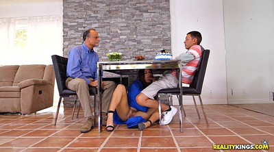 Dad, Keisha grey, While