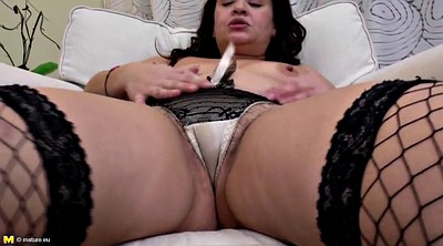 Mother, Mature hairy