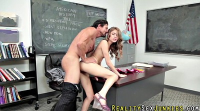Classroom, Beard, Asses, Teen ass, Curly
