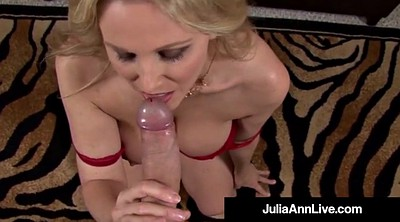Julia ann, Dirty talking