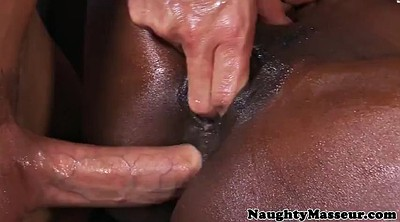 Oil, Standing, Anal massage