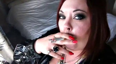 Fetish, Smoking fetish, Smoke, British bbw