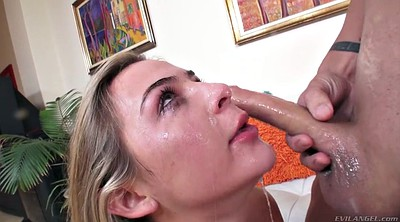 Face fuck, Face, Blair williams