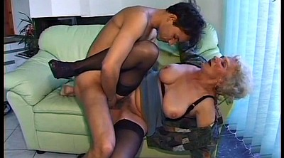 Hairy mature, Old mom, Horny mom