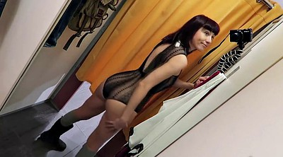 Anal fisting, Dress, Dressing room
