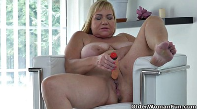 Granny pussy, Old mature