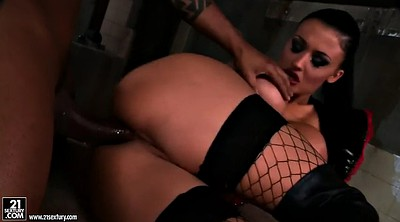 Bbc, Big boobs, Aletta ocean, Ocean, Anal interracial, Black boobs