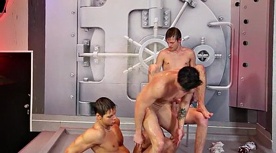 Stripped, Stripping, Group shower