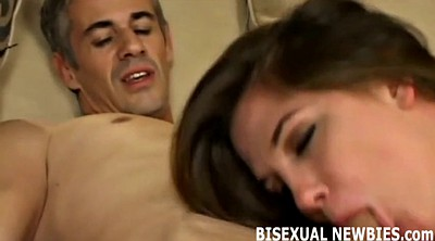Bisexual, Bisexual threesome