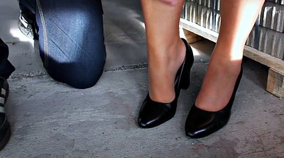 Nylons feet, Nylon foot, Nylon feet