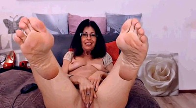 Mature feet, Mature foot, Foot fetishism