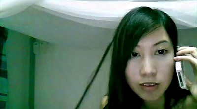 Chinese teen, Chinese voyeur, Chinese webcam, Chinese tits