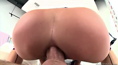 Prolapse, Gay threesome, Anal prolapse