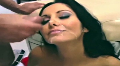 Swallow compilation, Ava addams, Threesome compilation, Pov milf