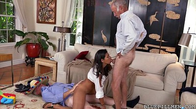 Hairy granny, Old men, Granny hairy, Hairy threesome, Young latina, Old young threesome
