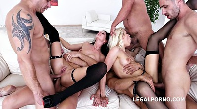 Facial, Creampie big, Anal group