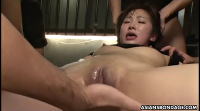 Japanese bondage, Japanese pee, Walk, Japanese orgasm, Shitting, Blindfolded