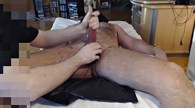 Edging, Straight, Edging handjob, Big milk, Milks, Edged