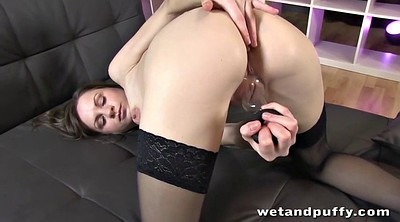 Stocking masturbation, Nasty sexy