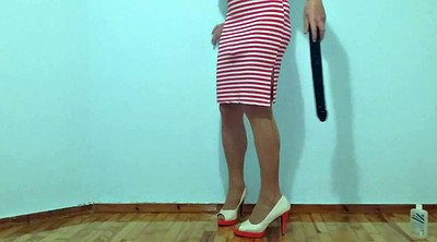 Spank, Crossdressing, Crossdress
