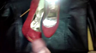 Shoe, Shoe masturbate, Cum shoes, Gay feet, Wife masturbating, Film