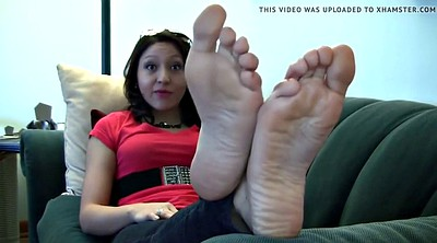 Foot webcam, Feet fetish