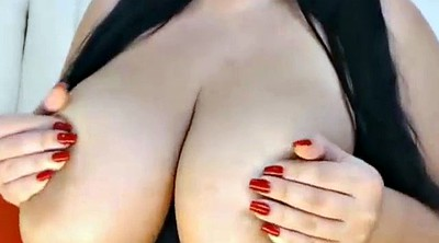 Huge tits, Beautiful, Big saggy tits