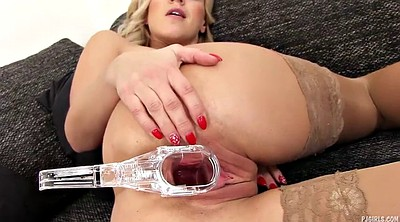 Gyno, Speculum, Pussy gaping, Close ups, Inside, Gaping pussy