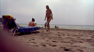 Couple, Nudist, Nudist beach