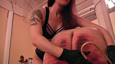 Caning, Lesson, Femdom caning, Caned