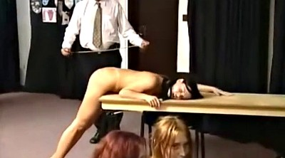 Caning, Several